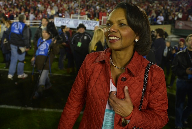 Condi-Rice-Selection-Committee