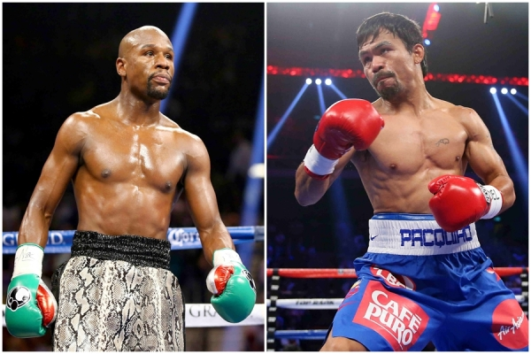 Manny pacquiao vs floyd mayweather date in Perth